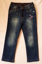 Dětské džíny, rifle, rifličky, vel.98, kiki&koko, kiki&koko,98