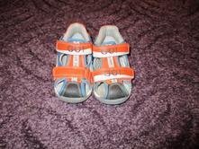 Sandály bobbi - shoes + pantofle + koplet obleček, bobbi shoes,23