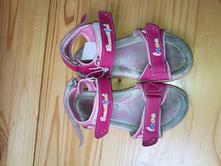 Dívčí sandálky, 29