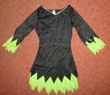Kostým šaty zombie, smiffys, vel. s., s