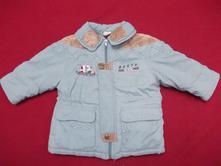 (58) chlapecká zimní bunda , 80