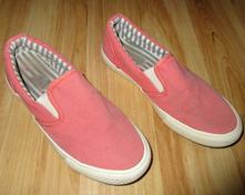 Plátěné boty, 36