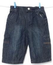 Chlapecké džíny s podšívkou  62/68, cherokee,62