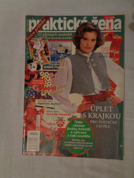 Časopis praktická žena,