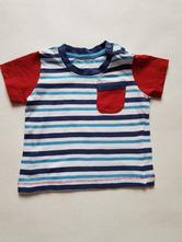 Pruhované tričko, matalan,68