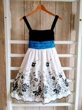 Společenské šaty, orsay,s
