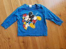Bavlněné tričko vel.6-9m, disney,74