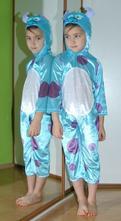 Karnevalový kostým příšerka sro. - chybí ocásek,