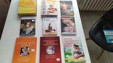Knihy o porodu a noseni deti,