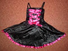 Kostým šaty sexy selka, dress fantastic, vel. m., m