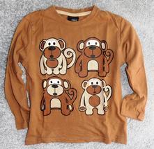 Opičkové tričko, next,110