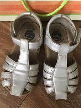 Sandálky livie & luca pazz platinum, livie & luca,25