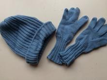 Zimní čepice rukavice č.130, 128