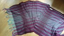 Šátek na nošení dětí indajani, indajani