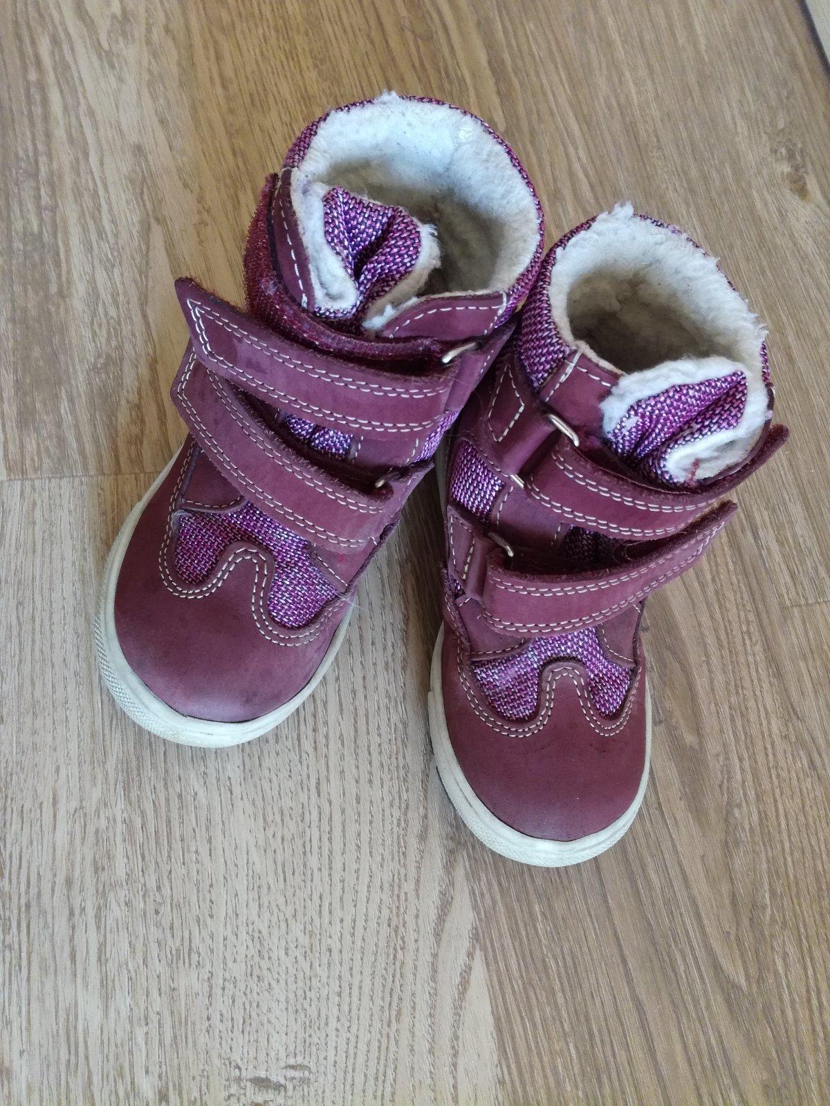 5497d8d3391 Zimní boty zn. jonap vel. 24