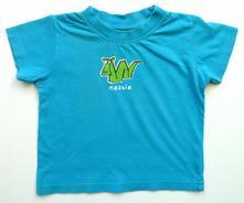 Obrázkové triko tričko s krátkým rukávem vel. 86, 86