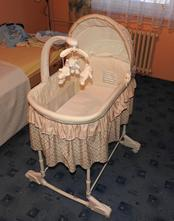 Košík pro miminko,