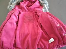 Zimní bunda/kabátek na holčičku vel.80, reserved,80
