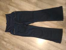 Těhotenské rifle - džíny, 44