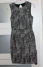 Pouzdrové šaty vel. 36 / 165 cm / 84 a, h&m,36