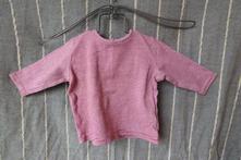 Pruhované teplejší tričko marks & spencer, marks & spencer,68