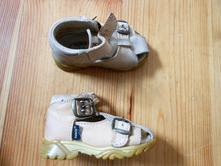 Sandálky sante vel.19, santé,19