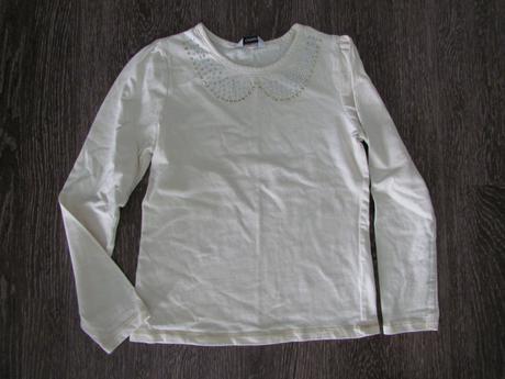 Tričko s nýtky vel. 128/134, george,128