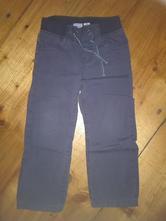 Zateplené kalhoty, lupilu,98