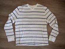 Pánský pruhovaný svetr, obl18, m