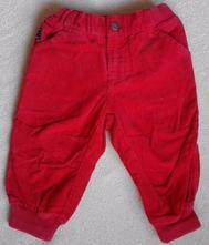 Kalhoty / manžestráky - vel.74, 74