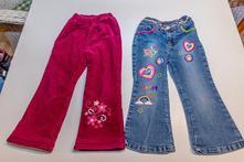Dívčí kalhoty 92, 104, success,92