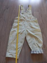 Letní kalhoty s laclem, 92