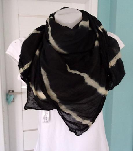 Batistový šátek, atmosphere,xl