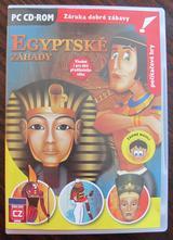 Pc hra egyptské záhady,