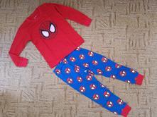 Bavlňené pyžamo spiderman - různé vel., 98 - 140