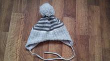 Zimní čepice, h&m,62