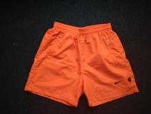 """Neon oranžové šortky zn.""""nike"""" vel.""""m"""", nike,m"""