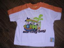 Chlapecké tričko, baby club,68