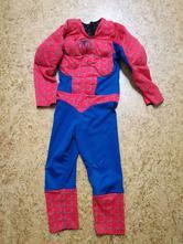 Kostým spiderman,