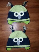 Háčkovaná zimní čepice, 98