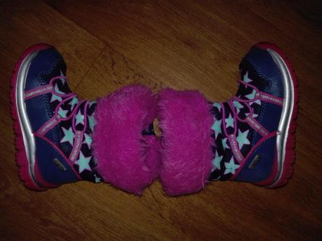 Zimní boty, deichmann,23