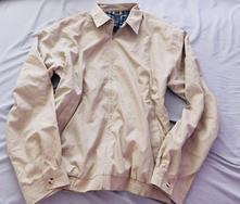 Pánská podšitá plátěná bunda vel.2xl/3xl, xxxl