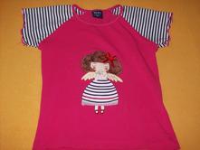 Tričko s panenkou, 122