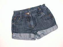 H177 jeans kraťasy vel. 3 roky, tu,98