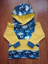 První oblečení