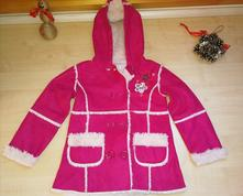 Prechodni jarni/podzimni bundicka kabátek, f&f,104