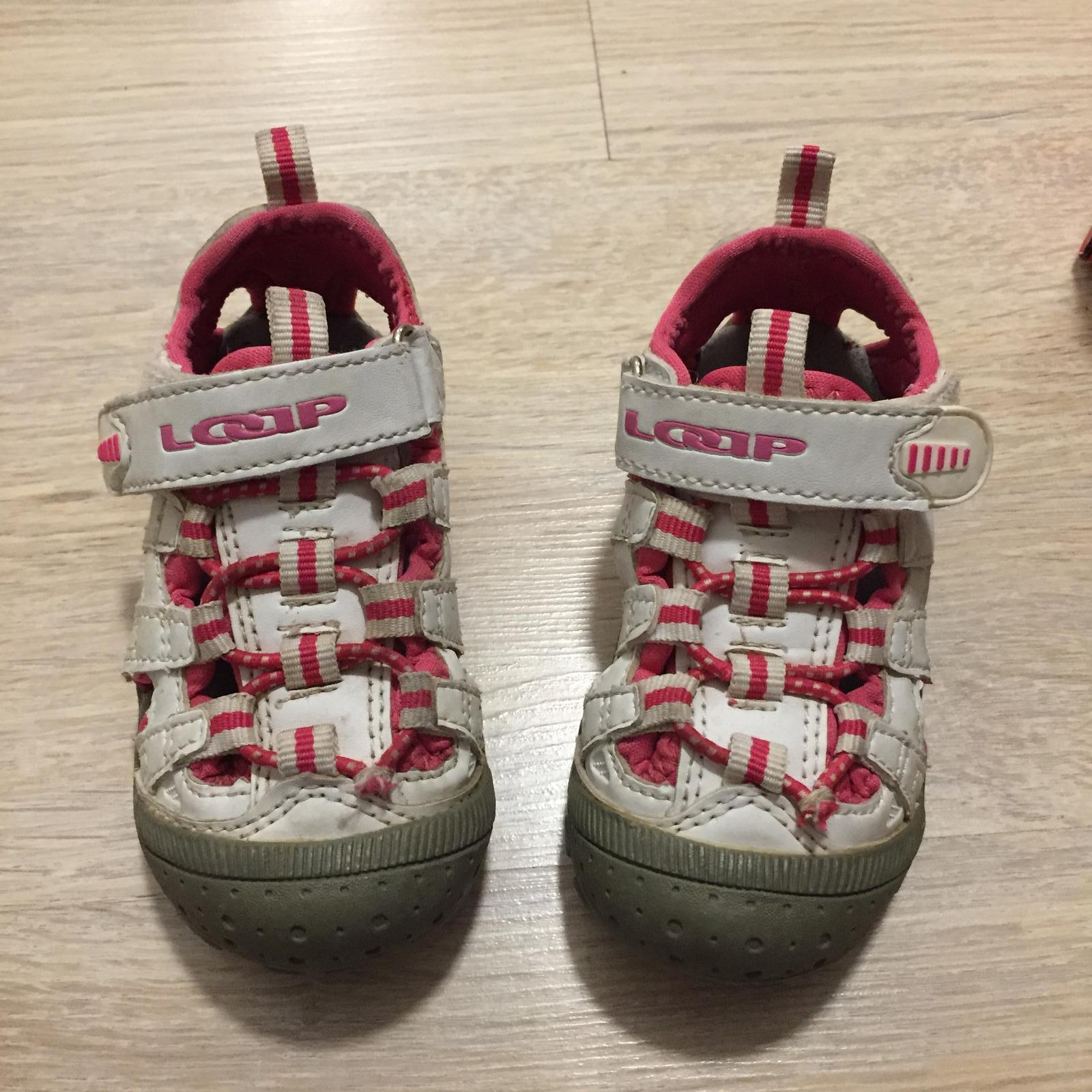 Loap letní sportovní sandály velikost 23 45e5786323