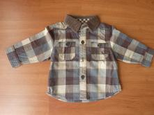 Košile, vel 0-3m., marks & spencer,62