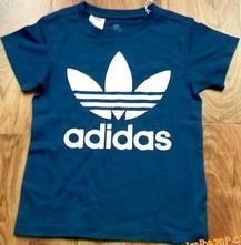 Luxusní tričko adidas trefoil tee,vel.116/122, adidas,116