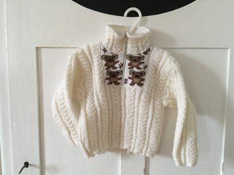 Pleteny svetr, 86